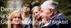 Arbeitsgruppe Demografie und Generationengerechtigkeit